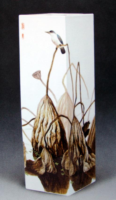 瓷画作品   陶瓷艺术   版画作品   水彩水粉   素描速写   雕塑